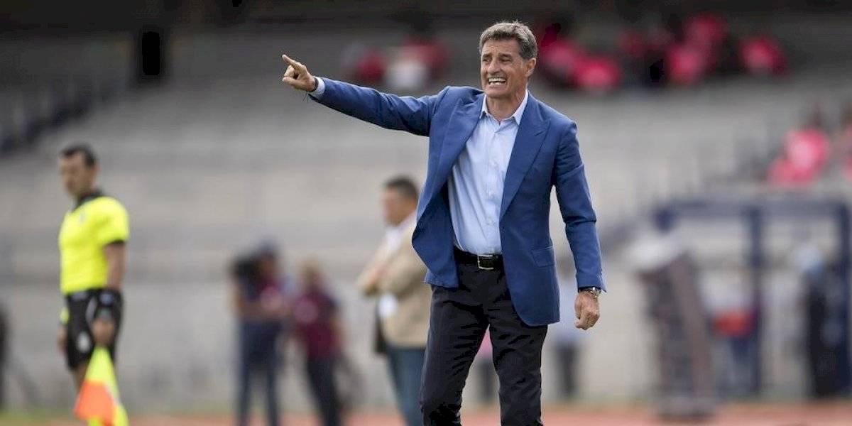 """""""Ojalá todos en la Liga hubieran estado a esa altura"""": Míchel González"""