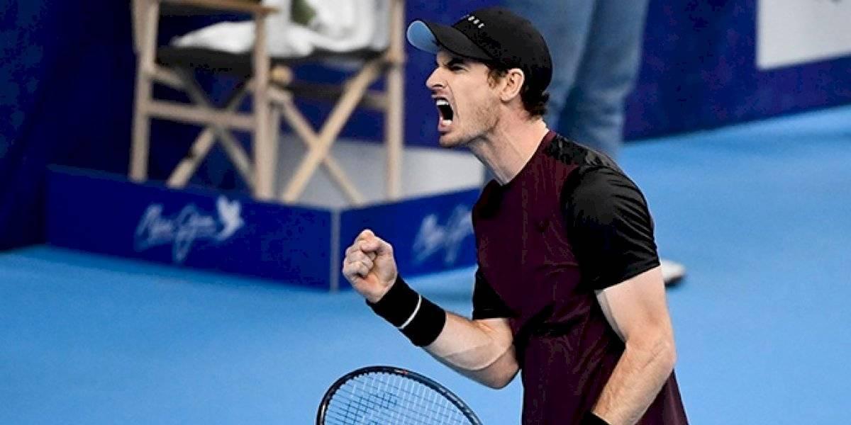 Volvió a la gloria: Andy Murray se coronó campeón en el ATP de Amberes y ganó su primer título en dos años