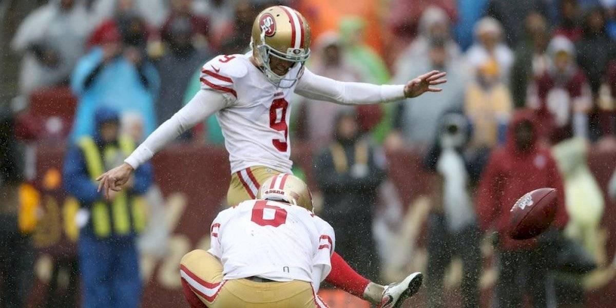 49ers gana deslucido encuentro ante Redskins pero siguen invictos