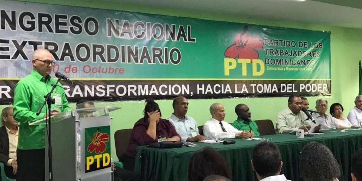 """PTD cambia de nombre; se llamará """"La Fuerza del Pueblo"""""""