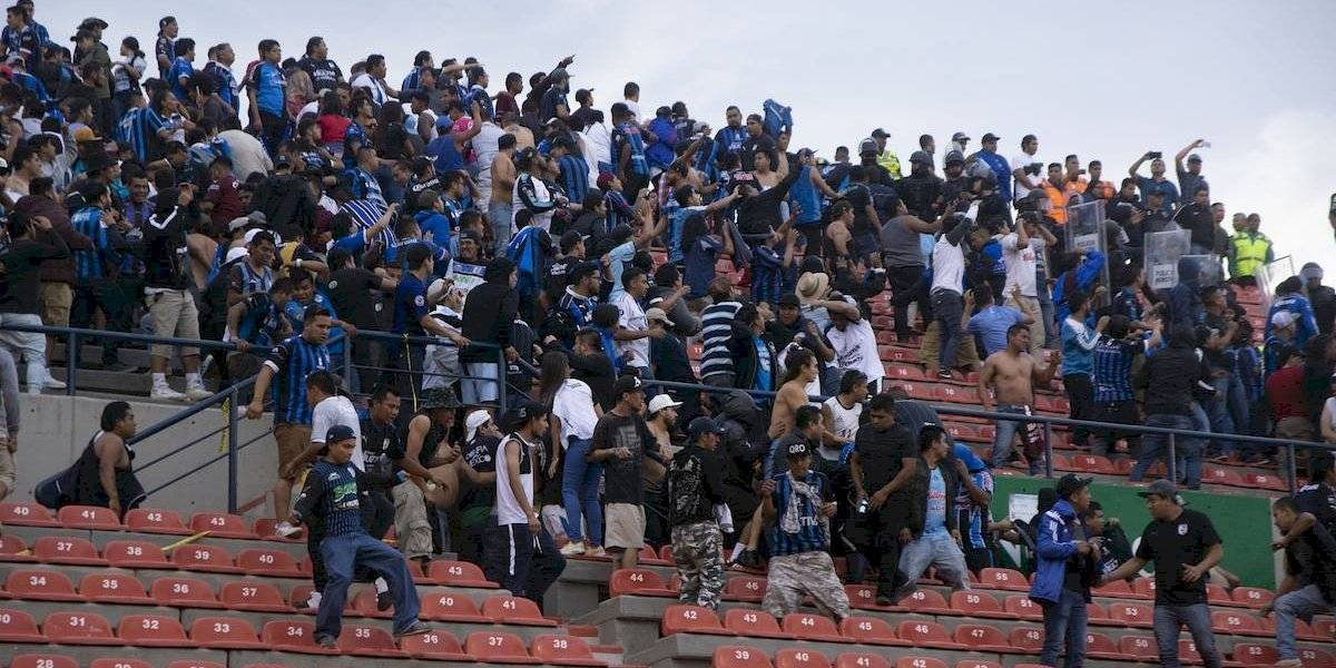 Atlético San Luis prohibe entrada a porras visitantes