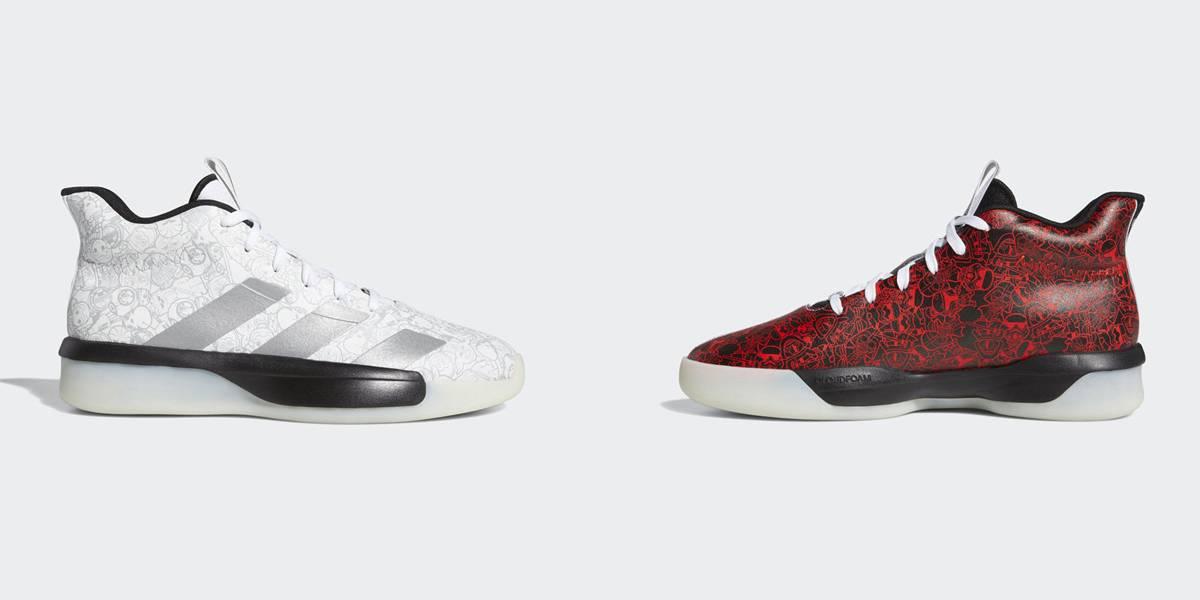 Adidas tiene una nueva colección de zapatillas deportivas de Star Wars y lucen geniales