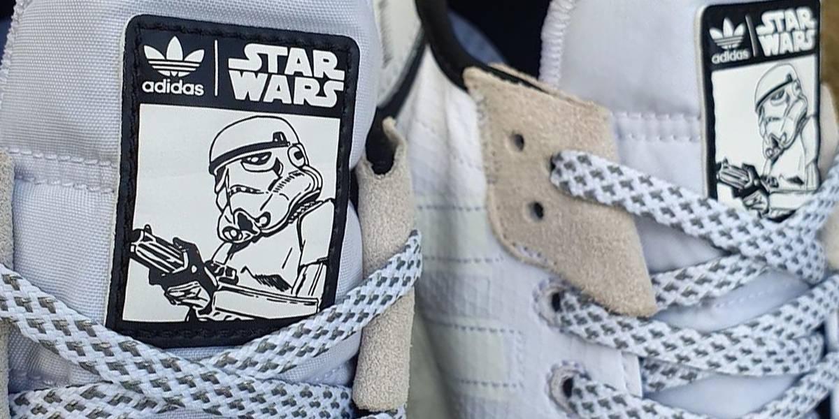 Adidas tiene una nueva colección de zapatillas deportivas de Star Wars y no lucen nada mal
