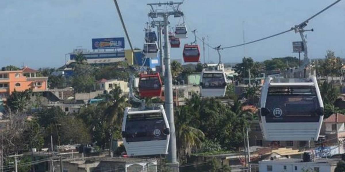 Teleférico de Santo Domingo no operará del 2 al 4 de noviembre por mantenimiento