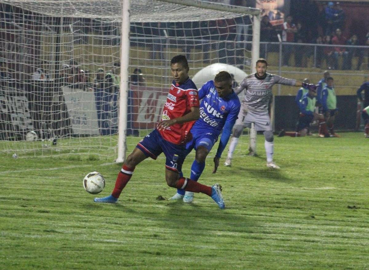 Xelajú vs Malacateco, Apertura 2019