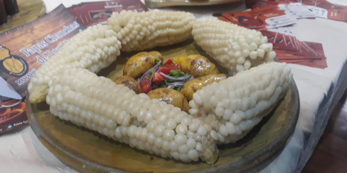 Chuya Mikuna busca impulsar la gastronomía tradicional del Azuay
