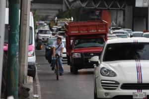 bicicleta como medio de transporte