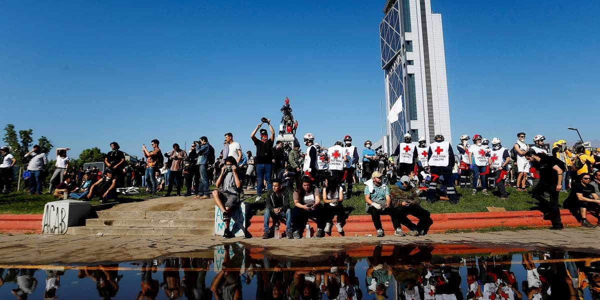 Conmebol mantiene la final de la Copa Libertadores en Chile pese a las protestas
