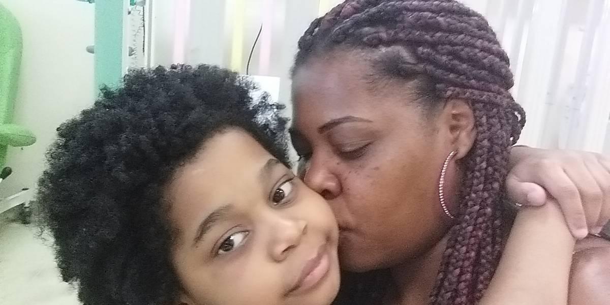Mãe paulistana faz vaquinha para pagar cirurgia do filho na Itália