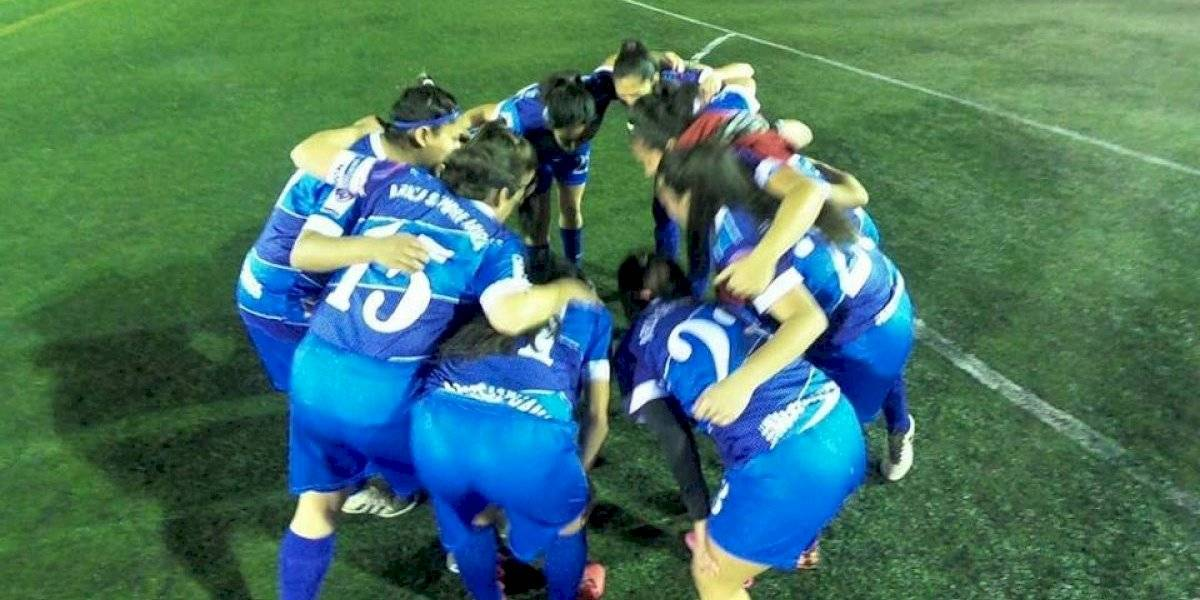 """El drama del equipo femenino de San Marcos de Arica que no puede salir de Santiago: """"Nos preocupan sus trabajos"""""""