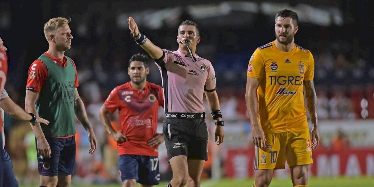 Gignac ofrece disculpas y asegura que nunca quiso meter gol ante Veracruz