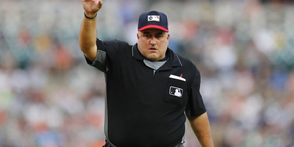 Fallece umpire de la MLB a los 52 años