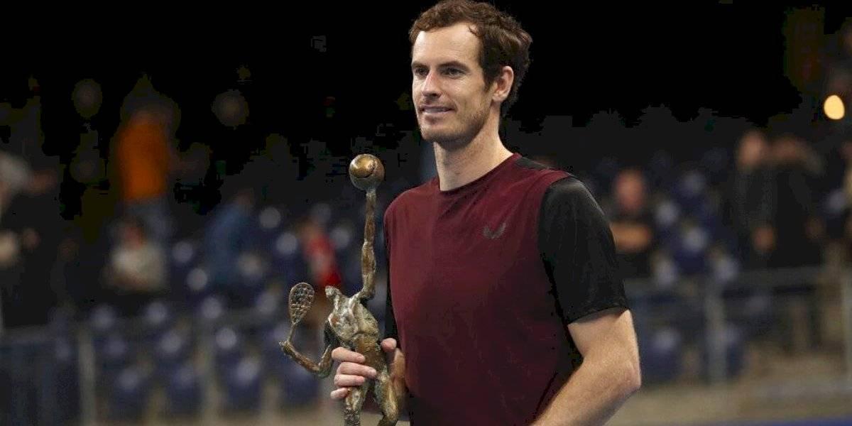Andy Murray jugará con Gran Bretaña para finales de Copa Davis