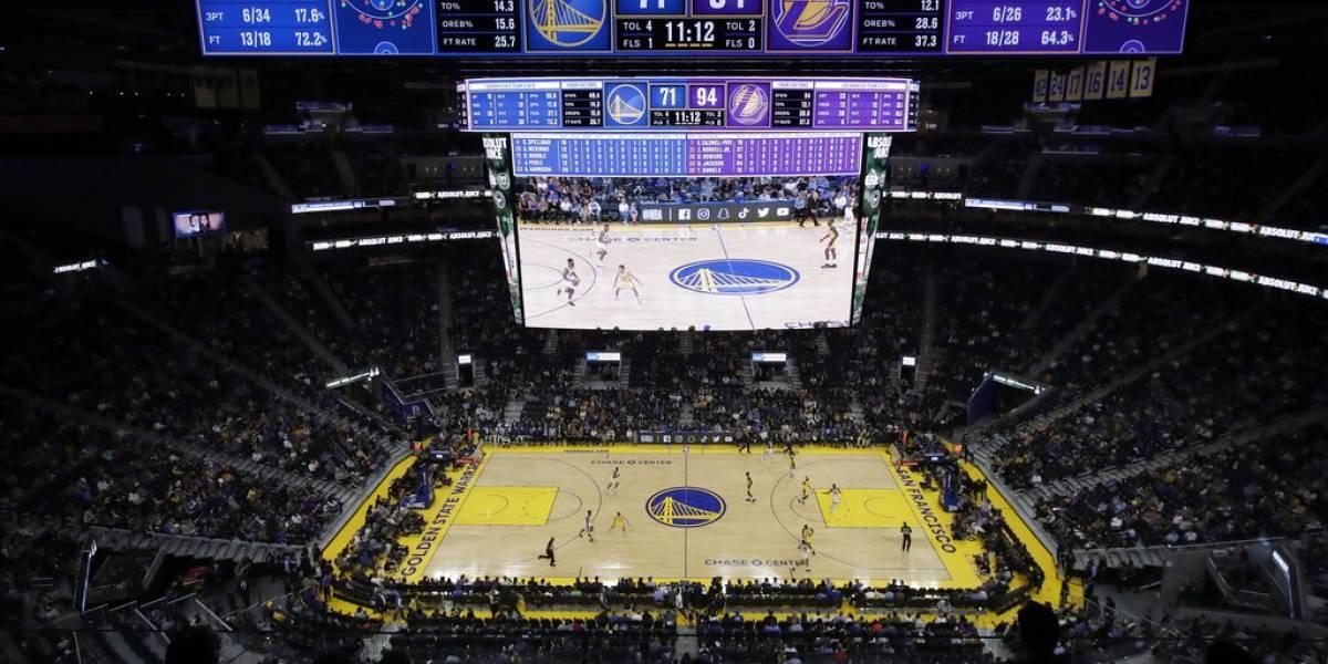 NBA tendrá su primer partido sin público debido al coronavirus