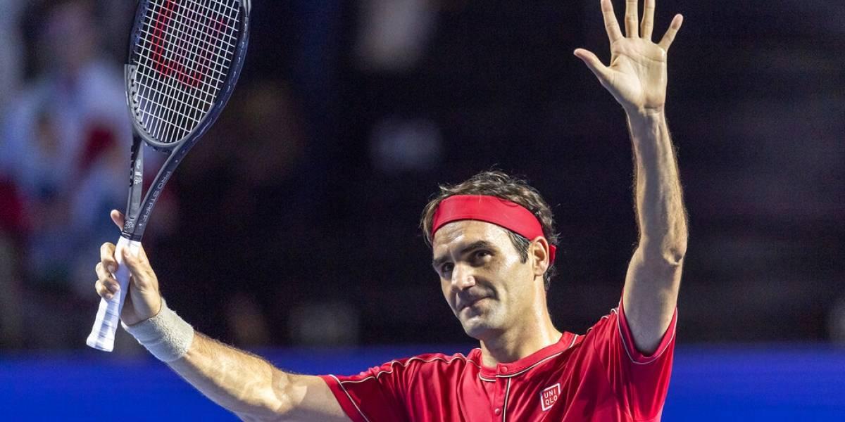 Federer suma 1,500 triunfos a nivel tour