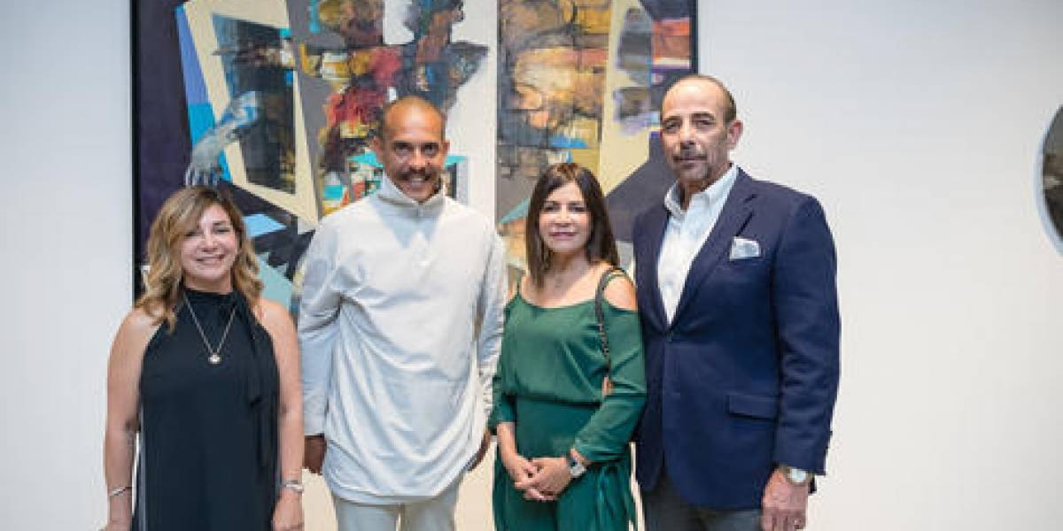 """#TeVimosEn: Arte San Ramón inaugura exposición """"Habitante, Fronteras imaginarias"""" de Chichí Reyes"""