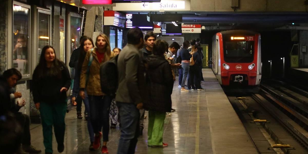 """Malas noticias de Metro: Gerente general reconoce que Línea 1 estará """"completamente operativa"""" antes de marzo de 2020"""