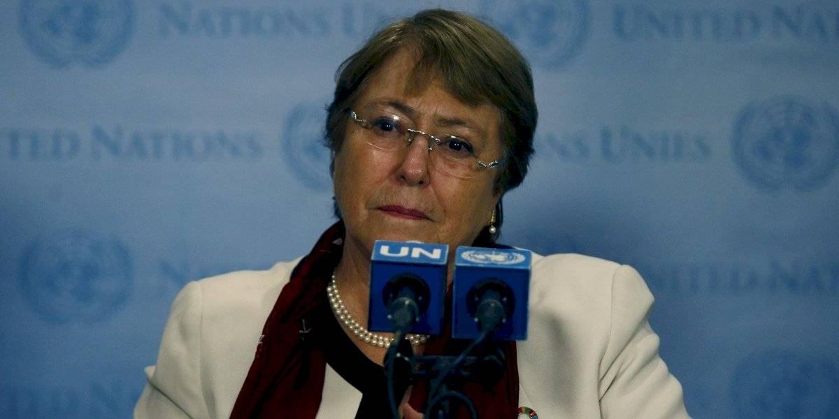 """Bachelet pide investigación """"imparcial, independiente y transparente"""" sobre explosiones en Líbano"""