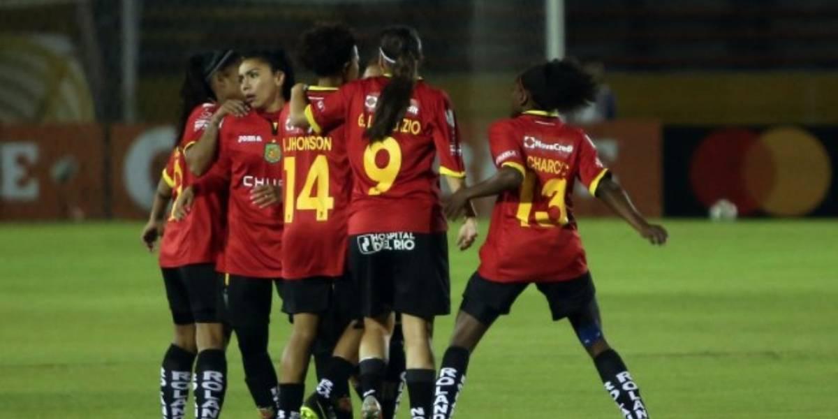 Deportivo Cuenca se eliminó de la Libertadores femenino al caer por los penales