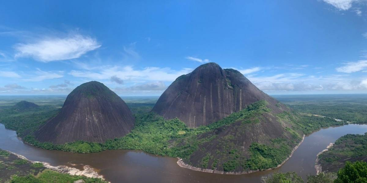 Conoce a Mavicure, un hermoso paraíso de los colombianos