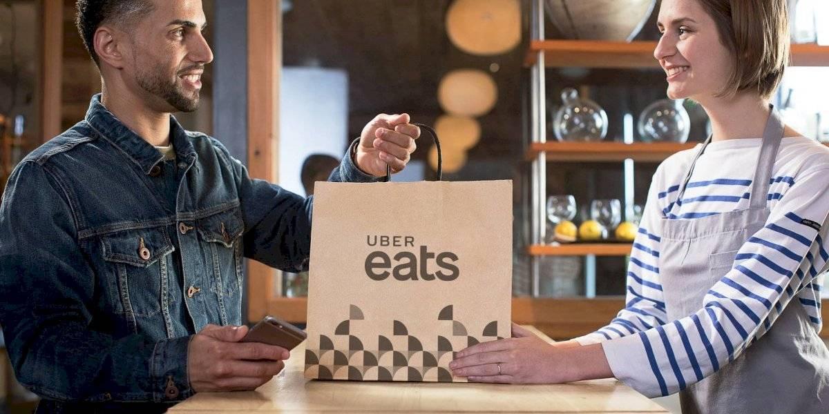Uber Eats busca reducir en un 50 por ciento los artículos de un solo uso en Puerto Rico