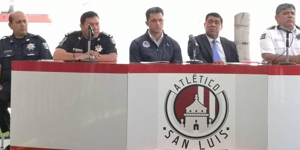 """""""Aceptaremos el castigo, sea cual sea"""": Atlético San Luis"""
