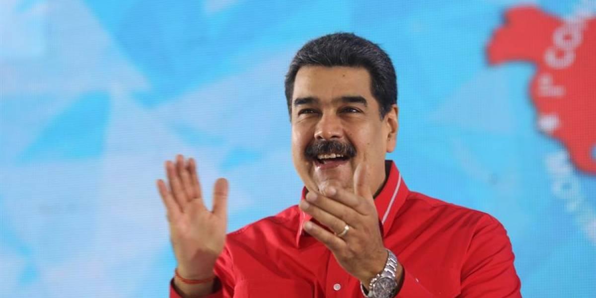 """Nicolás Maduro llama """"estúpido"""" a Lenín Moreno"""
