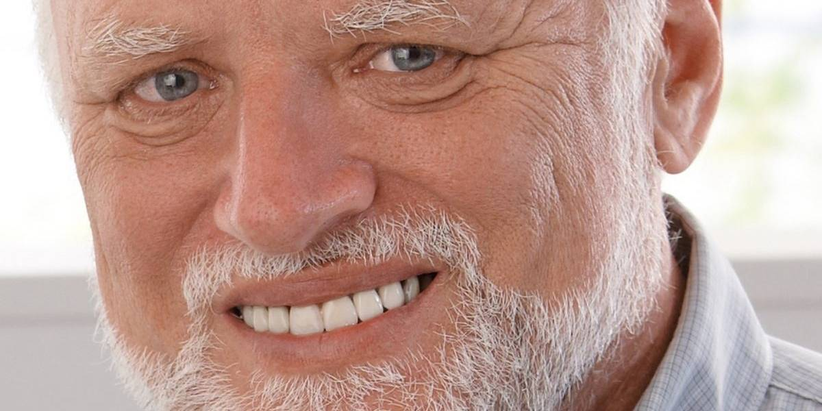 """El protagonista del meme """"Hide the pain Harold"""" se refirió a situación que vive Chile"""