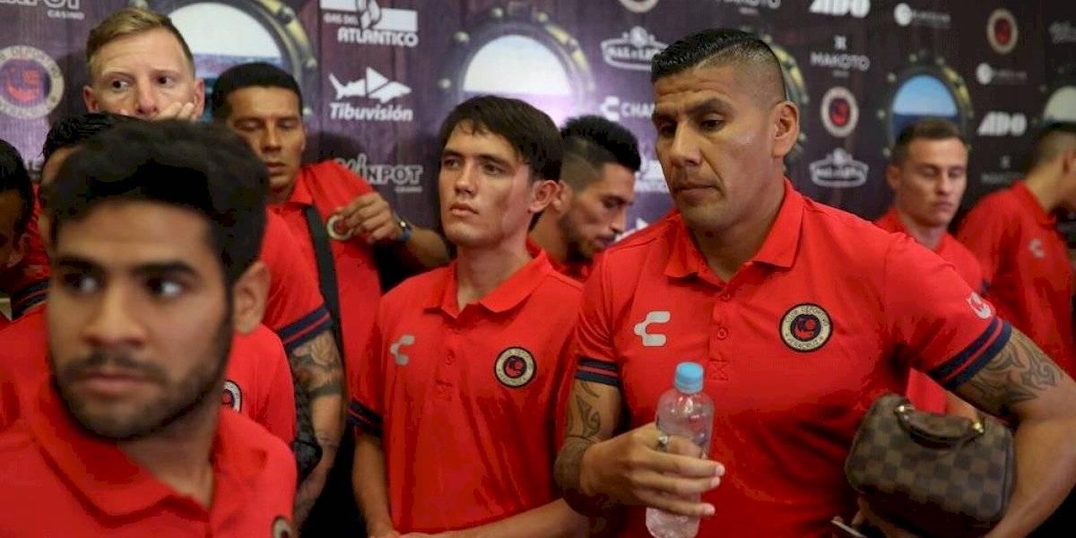 Siete jugadores del Veracruz presentaron reclamos por falta de pago