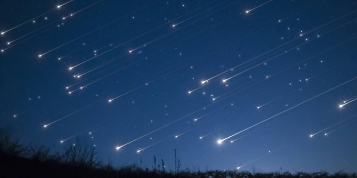 Lluvia de estrellas Oriónidas será el próximo 24 de octubre