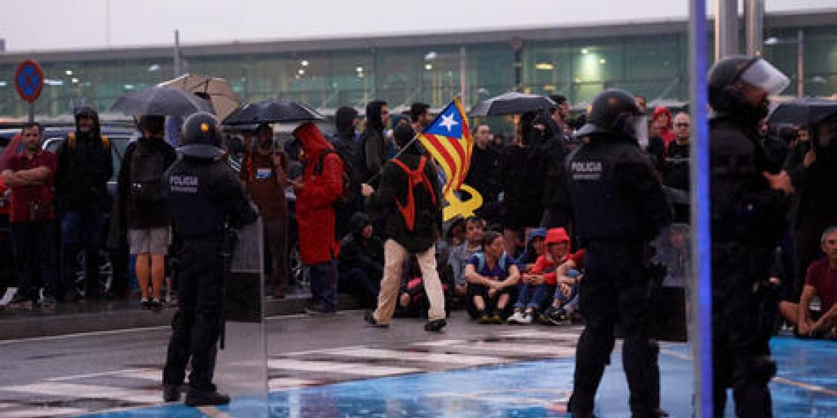 El apoyo al movimiento independentista en Cataluña parece mantenerse