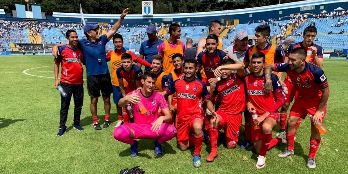 Municipal consolida liderato del Torneo Apertura 2019