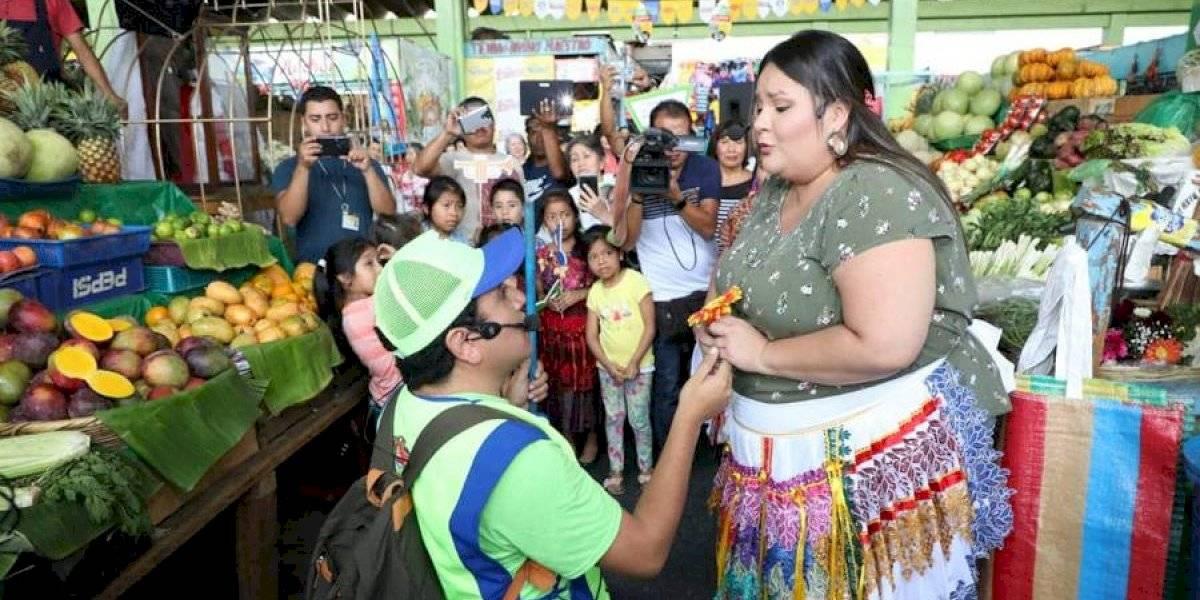 """Esposa del alcalde Quiñónez invita a """"Ópera en tu mercado"""""""