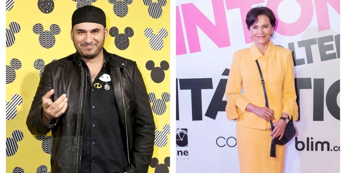 'Escorpión dorado' revela cómo es trabajar con Pati Chapoy