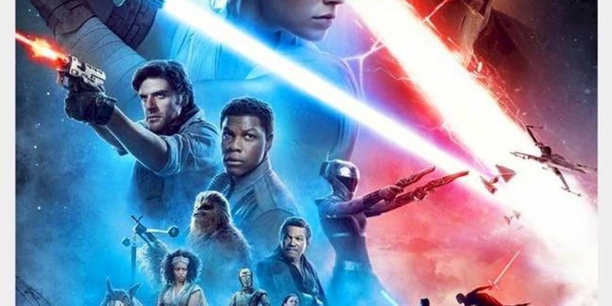 """¿Opiniones divididas?: críticos dan pésima calificación a """"Star Wars: El ascenso de Skywalker"""" y la tildan de """"épico fracaso"""""""