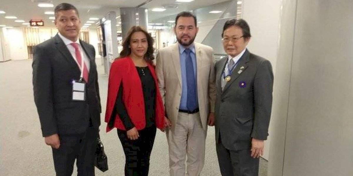 Presidente Morales y primera dama viajan a Japón