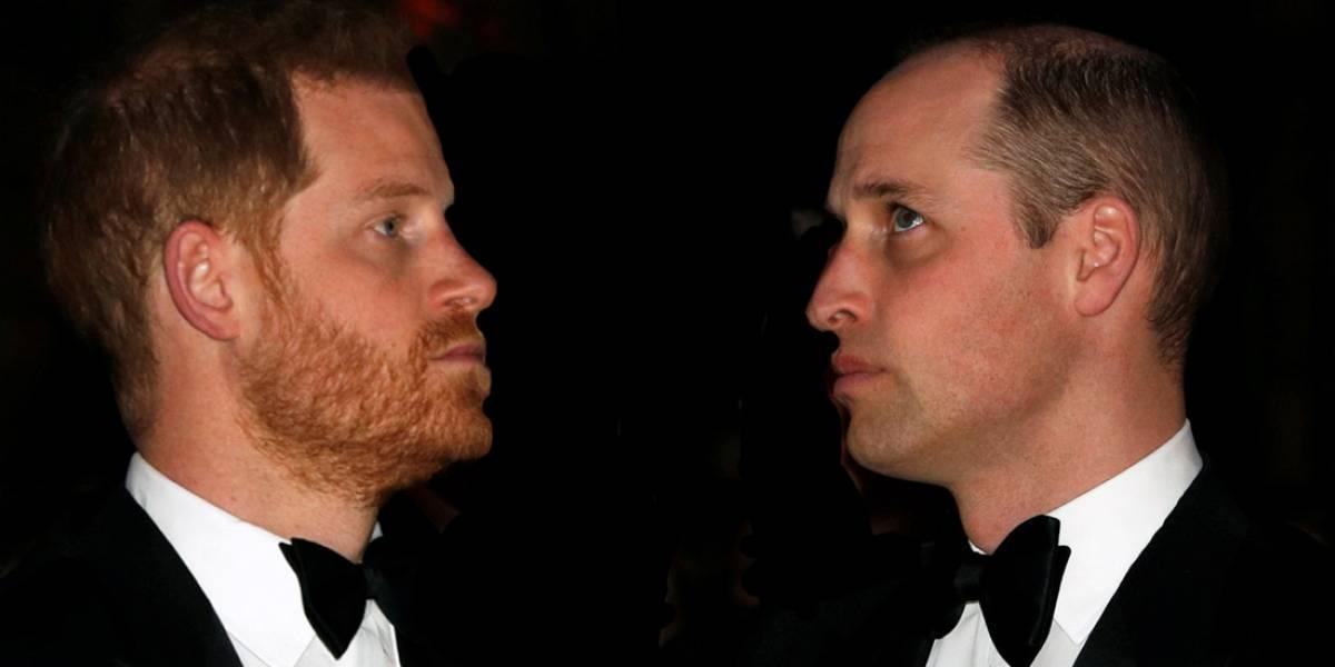 El príncipe Harry rompe el silencio y confirma su enemistad con su hermano