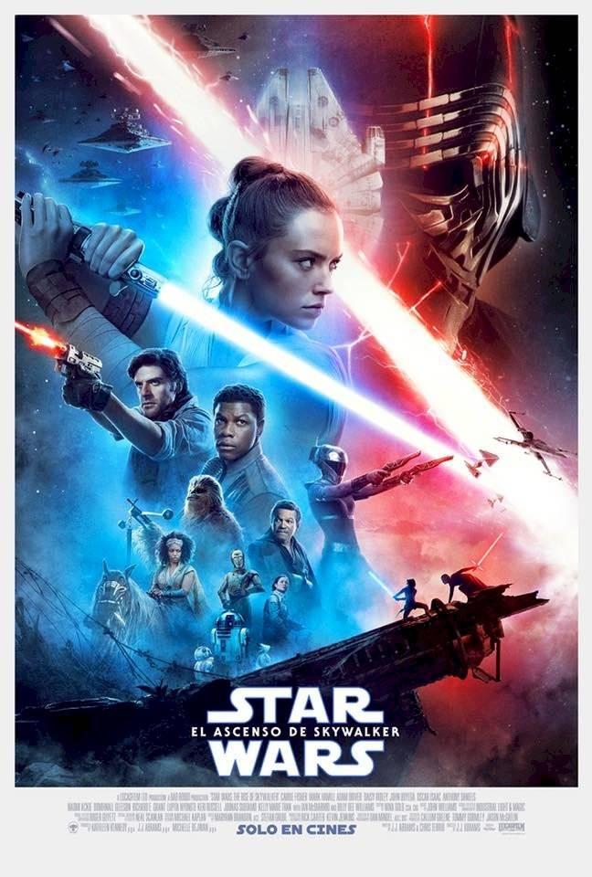 Poster Star wars 9