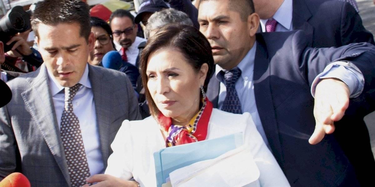 Aval del departamento que rentó Rosario Robles está ligado con Estafa Maestra