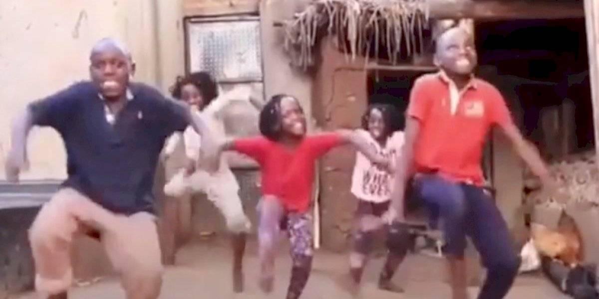 Niños africanos se hacen viral bailando tema de Daddy Yankee