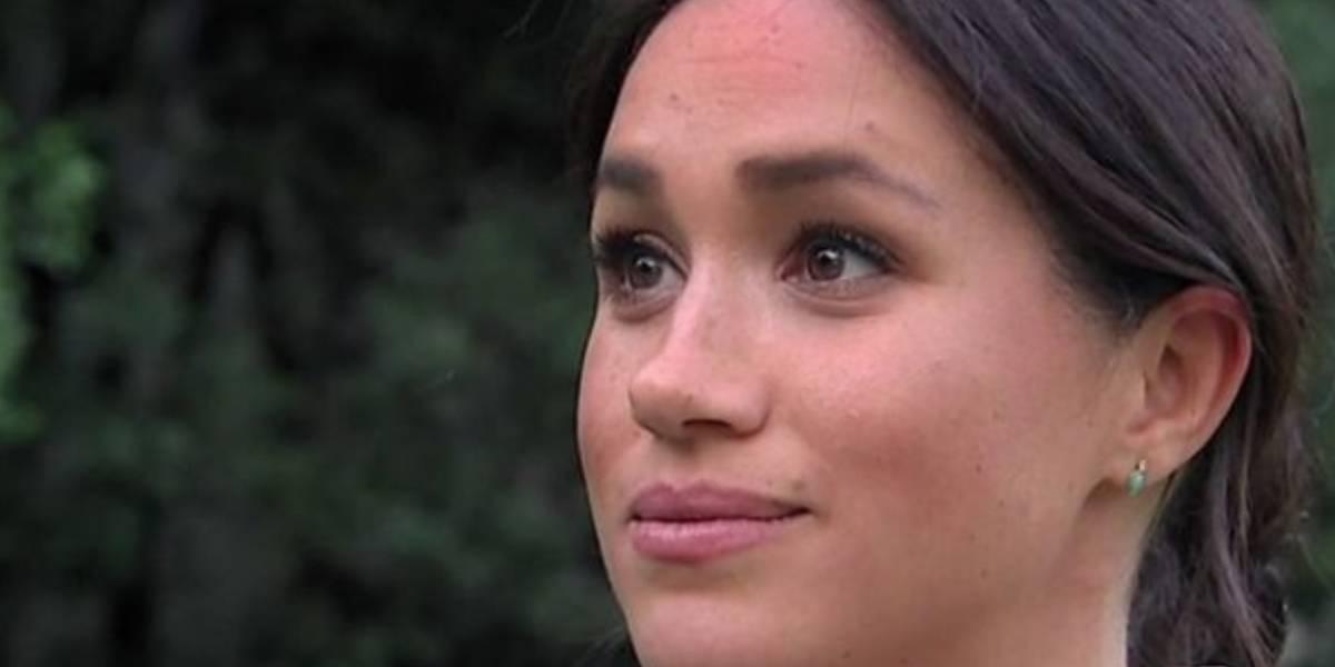 Meghan confiesa lo difícil que ha sido su primer año de casada