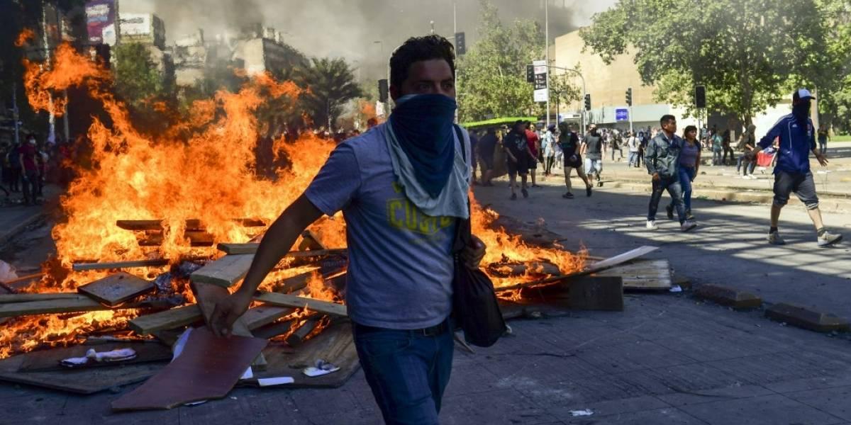 Protestas, demandas y desarrollo