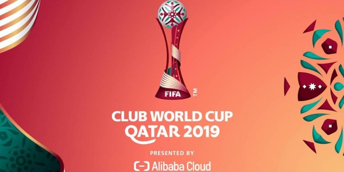 FIFA da a conocer el logo del Mundial de Clubes 2019
