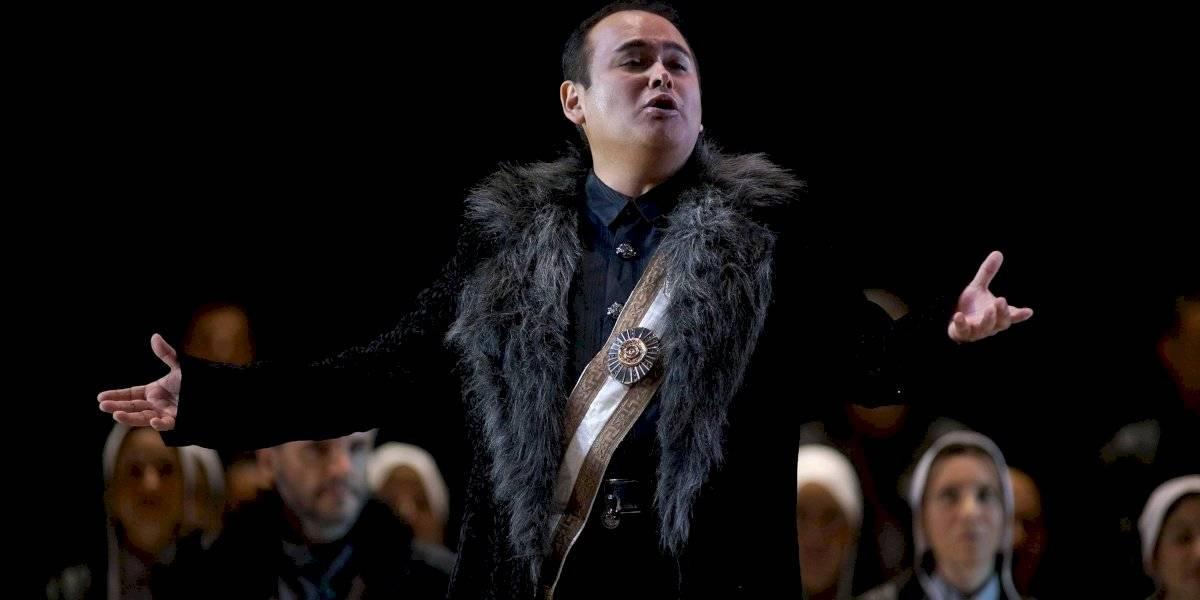Javier Camarena, el tenor más buscado en el mundo