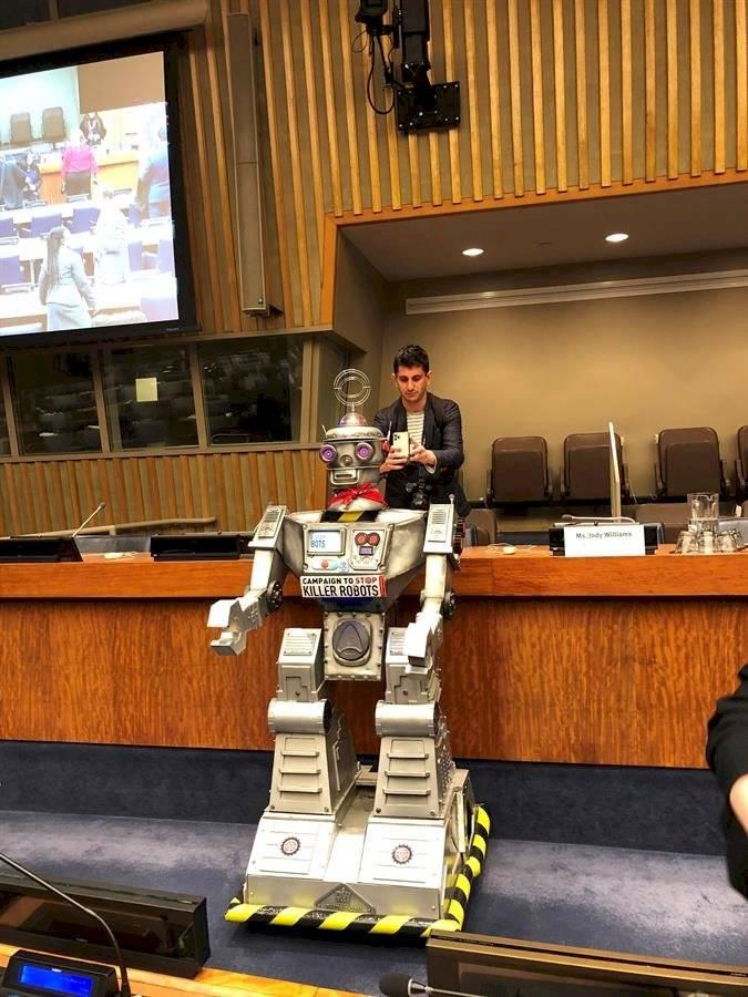 """Los """"robots asesinos"""" ya están aquí y el mundo no tiene claro qué hacer"""