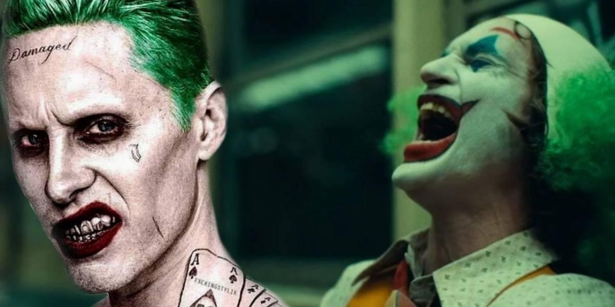 Jared Leto trató de impedir que se grabe Joker con Joaquin Phoenix