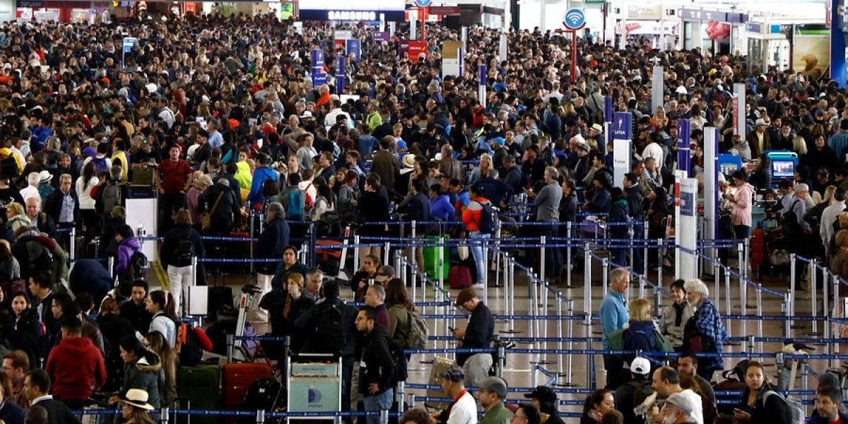 Crisis social en Chile: gremio turístico intenta llamar a la calma a los turistas