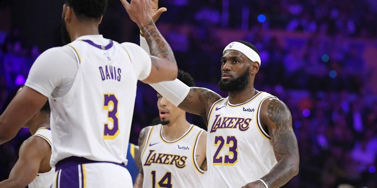 ¡Se acabó la espera! Comienza la temporada de la NBA con un banquete de baloncesto