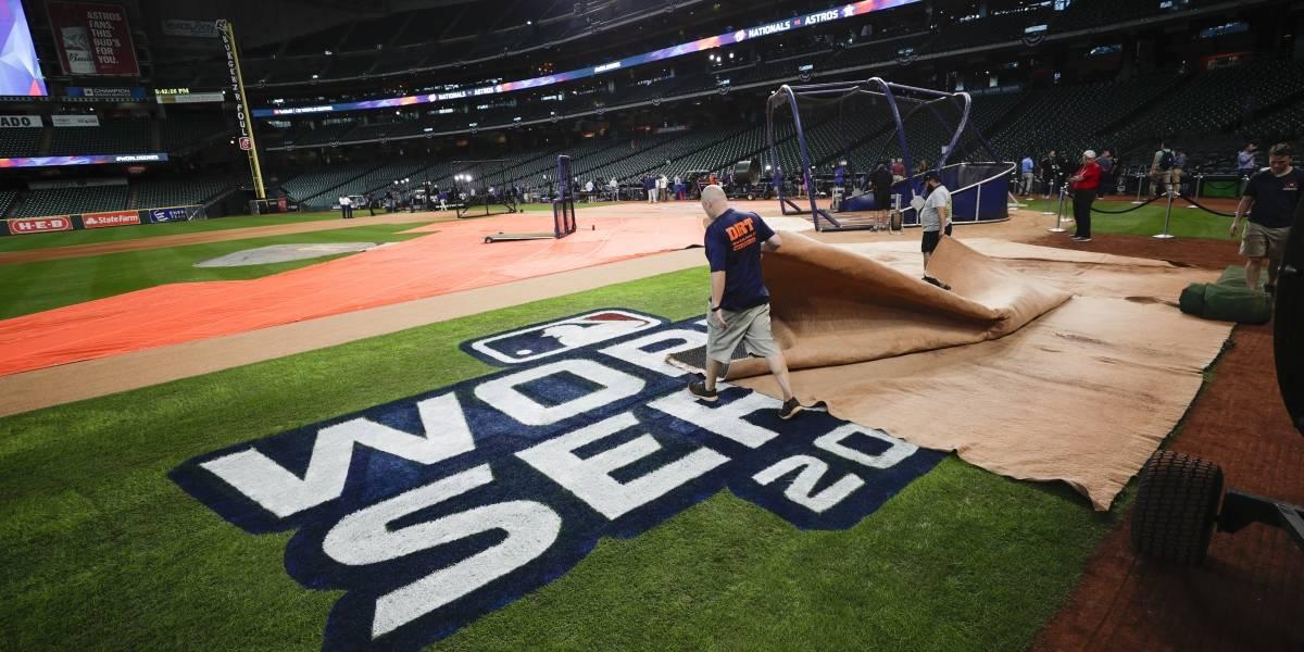 ¿Dónde están los fanáticos Yankees para la Serie Mundial?