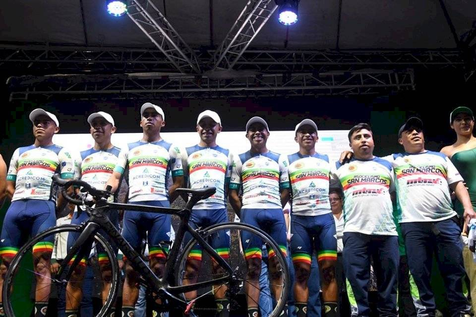 Asociación de Ciclismo de San Marcos